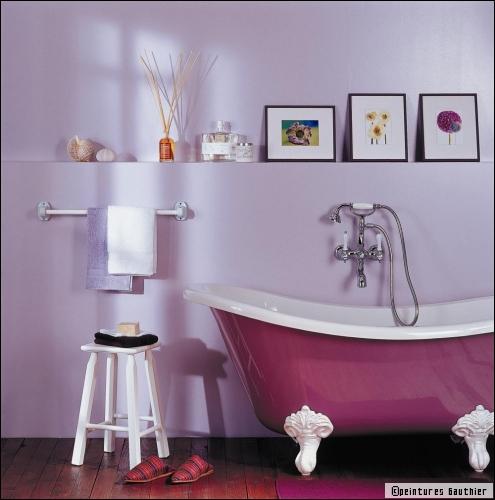 peinture salle de bains quelle peinture choisir. Black Bedroom Furniture Sets. Home Design Ideas