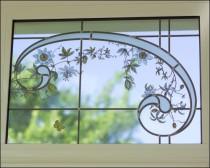 Décors pour vérandas: des vitraux décoratifs à Nancy