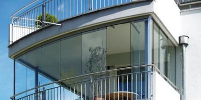 Balcon vitré Sun Paradise