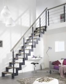 comment bien choisir son escalier. Black Bedroom Furniture Sets. Home Design Ideas