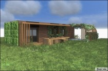Une maison modulaire innovante : la Maison AA Natura à Strasbourg