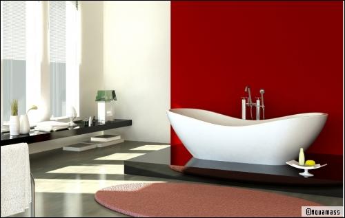la baignoire signe son grand retour. Black Bedroom Furniture Sets. Home Design Ideas