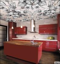 Plafond tendu: un plafond lisse et décoratif!