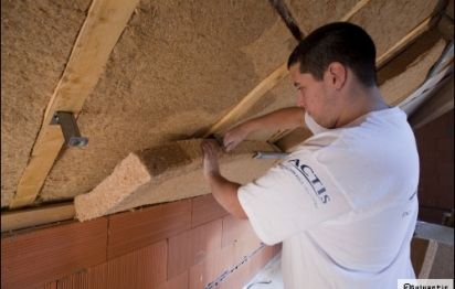Isolation : optez pour la fibre de bois
