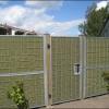 Une clôture anti-bruit végétalisable pour réduire les nuisances sonores
