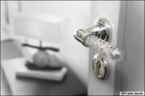 Des poignées de portes design