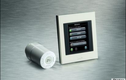 Economies de chauffage et design pour ces robinets thermostatiques