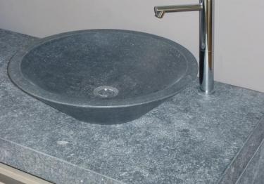 Découverte décoration : la pierre bleue du Hainaut