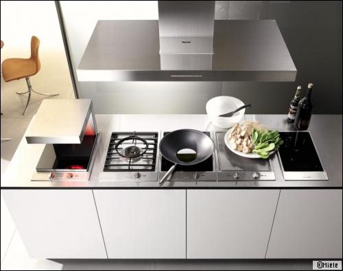 habiller sa cuisine quelle hotte choisir. Black Bedroom Furniture Sets. Home Design Ideas