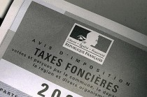 Taxes Foncières © Le Figaro