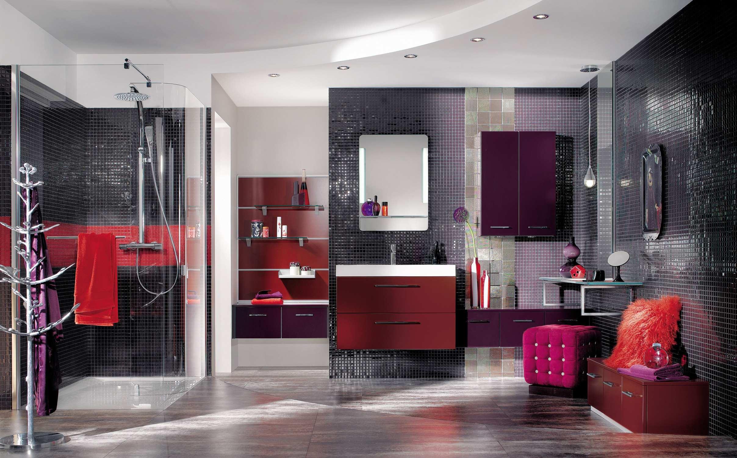 La douche lot nouvelle tendance de la salle de bains for Salle de bain 6m2 douche a l italienne