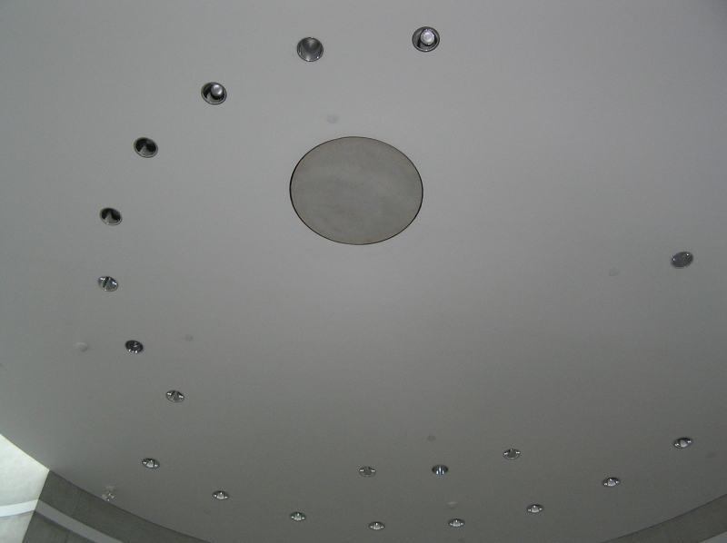 Eclairage dsmack for Travaux faux plafond