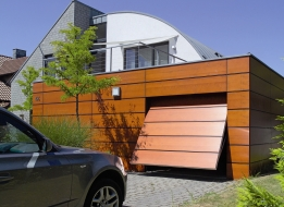Porte de garage basculante © Hörmann