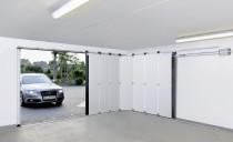 Porte de garage sectionnelle © Hörmann