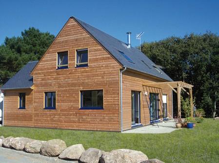 Maison en bois ©Maison-bois.com