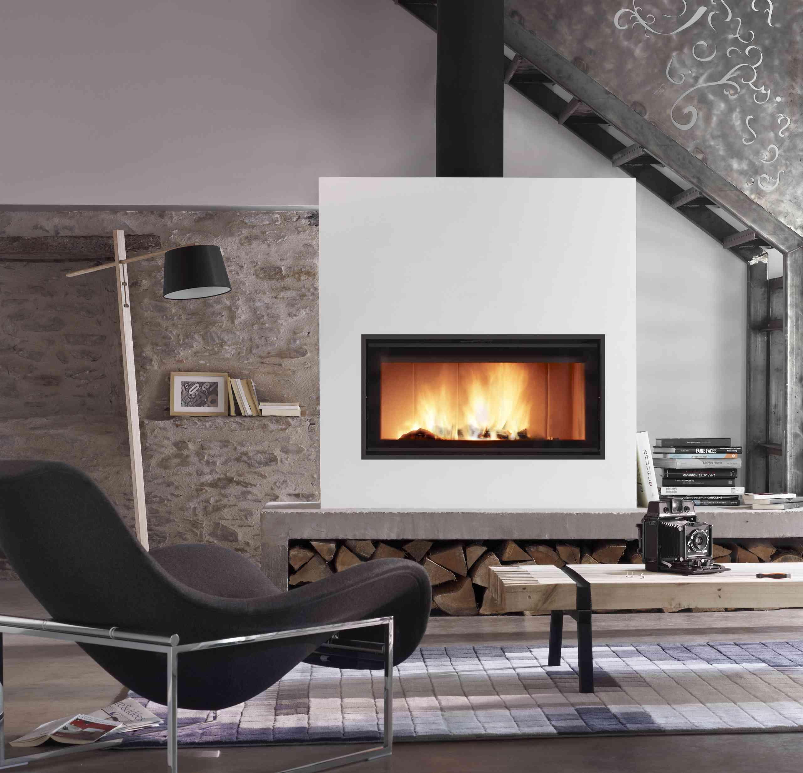 Guide des prix chemin e 2018 for Habillage conduit cheminee exterieur