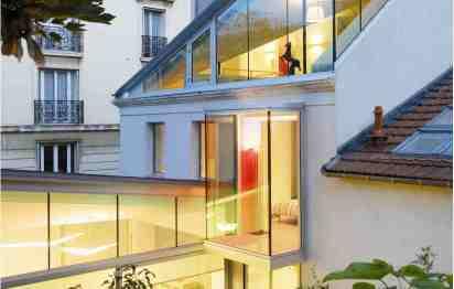 Extension de maison © Groupe Eyrolles