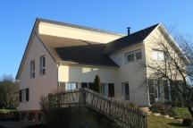 Extension de maison bois