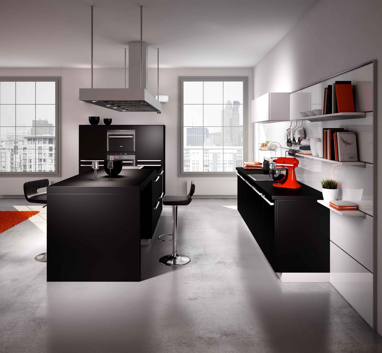 cuisine l 39 lot fait son show. Black Bedroom Furniture Sets. Home Design Ideas