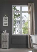 Fenêtre Bois caraktère ©K par K