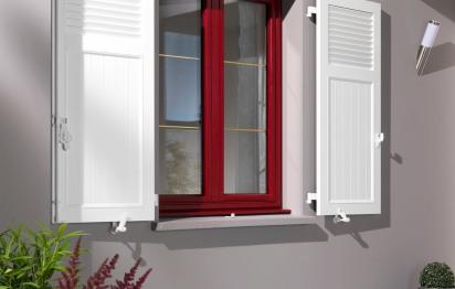 Fenêtre bois-aluminium K par K