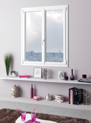 Fenêtre en aluminium ©K par K