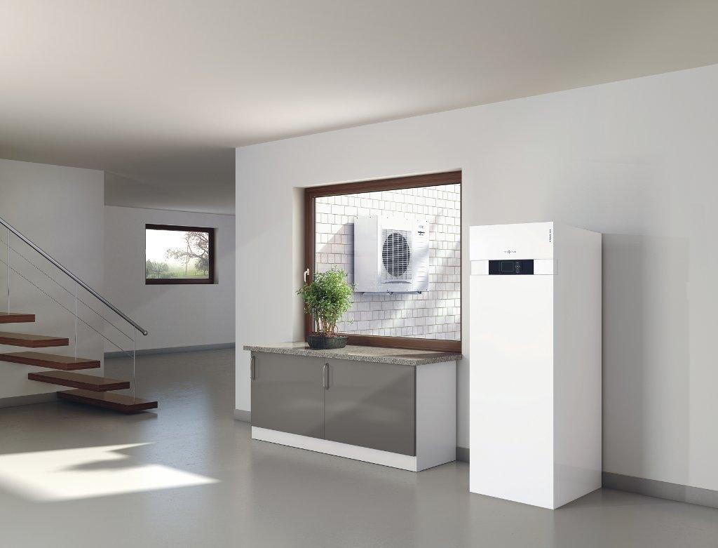 la pompe chaleur cumule les avantages. Black Bedroom Furniture Sets. Home Design Ideas