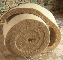 Isolant laine de chanvre