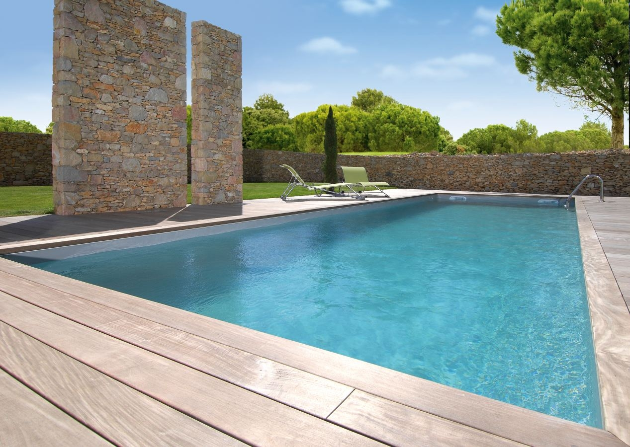 Bien choisir sa piscine les 3 points cl s for Fabricant de liner piscine