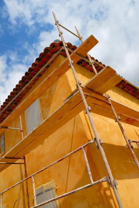 Peinture de fa ade 6 conseils pour un chantier r ussi for Quelle peinture pour ravalement facade