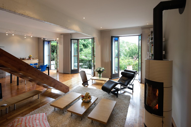 Rénovation d'une maison de 140 mètres carrés