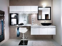 Salle de bains Onésie  ©MOBALPA