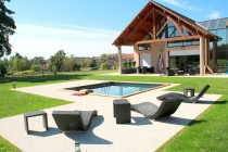 Installation de piscine Piscines Galion