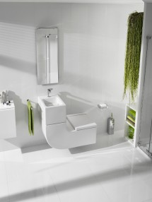 Sanitaire W+W ©Roca