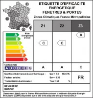 ©Etiquette energie