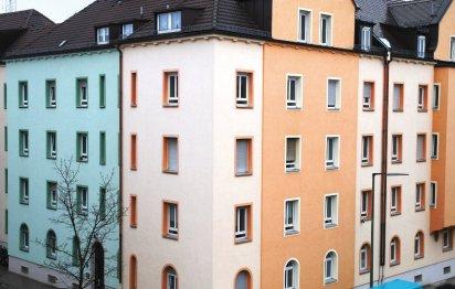 Peinture de façade MATHYS
