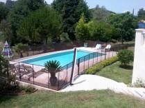 Barrières de sécurité piscine démontable Beethoven ©Piscine spa