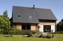 Maison en bois traditionnelle TRECOBAT