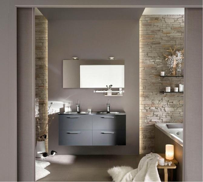 salle de bains delpha - Prix Creation Salle De Bain