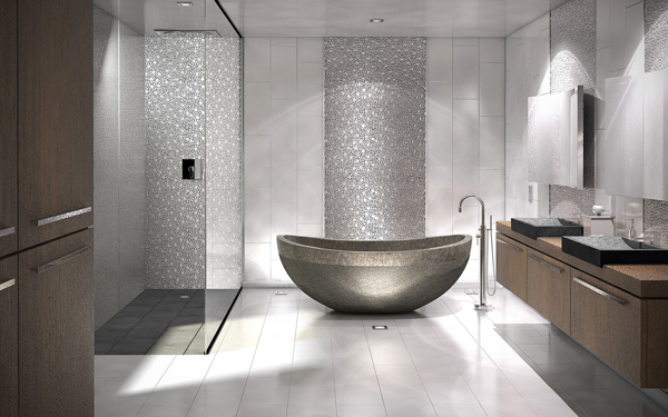 Salle De Bains Bambou Leroy Merlin Travauxcom - Travaux salle de bain leroy merlin