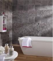 Carrelage de salle de bains Leroy-Merlin