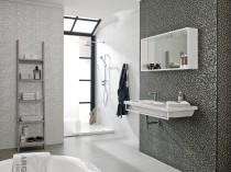 Carrelage de salle de bains ©Porcelanosa