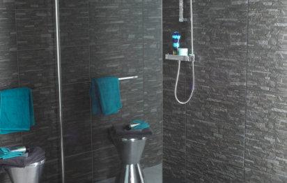 Douche à l'italienne © Lapeyre