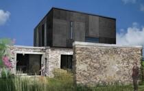 Surélévation de maison David JUET Architecte