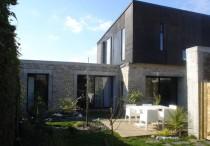 Surélévation de maison Agence d'Architecture Kenenso