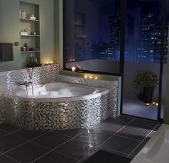 Installer un spa dans votre salle de bains | Travaux.com