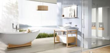 salle de bains spa Villeroy et Boch