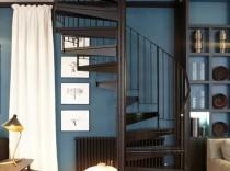 peinture murale les nouvelles tendances 2014. Black Bedroom Furniture Sets. Home Design Ideas
