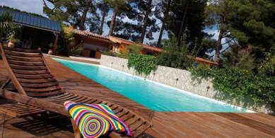Construction de piscine en kit Desjoyaux