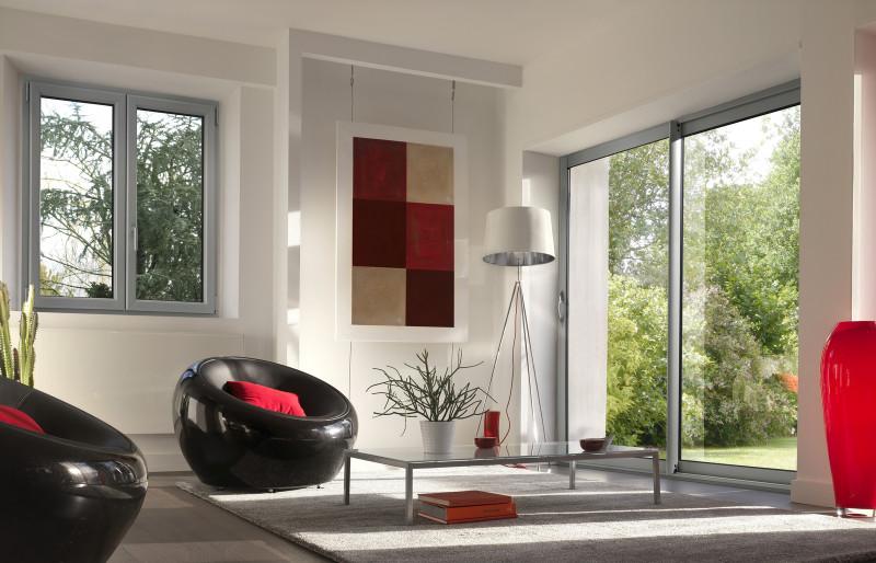 Fenêtre aluminium Lapeyre